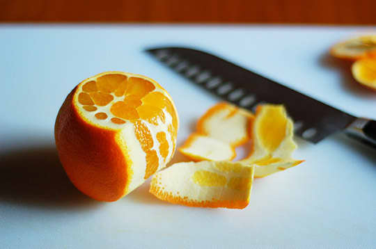 How to Segment an Orange (or Any Citrus Fruit): gallery image 3