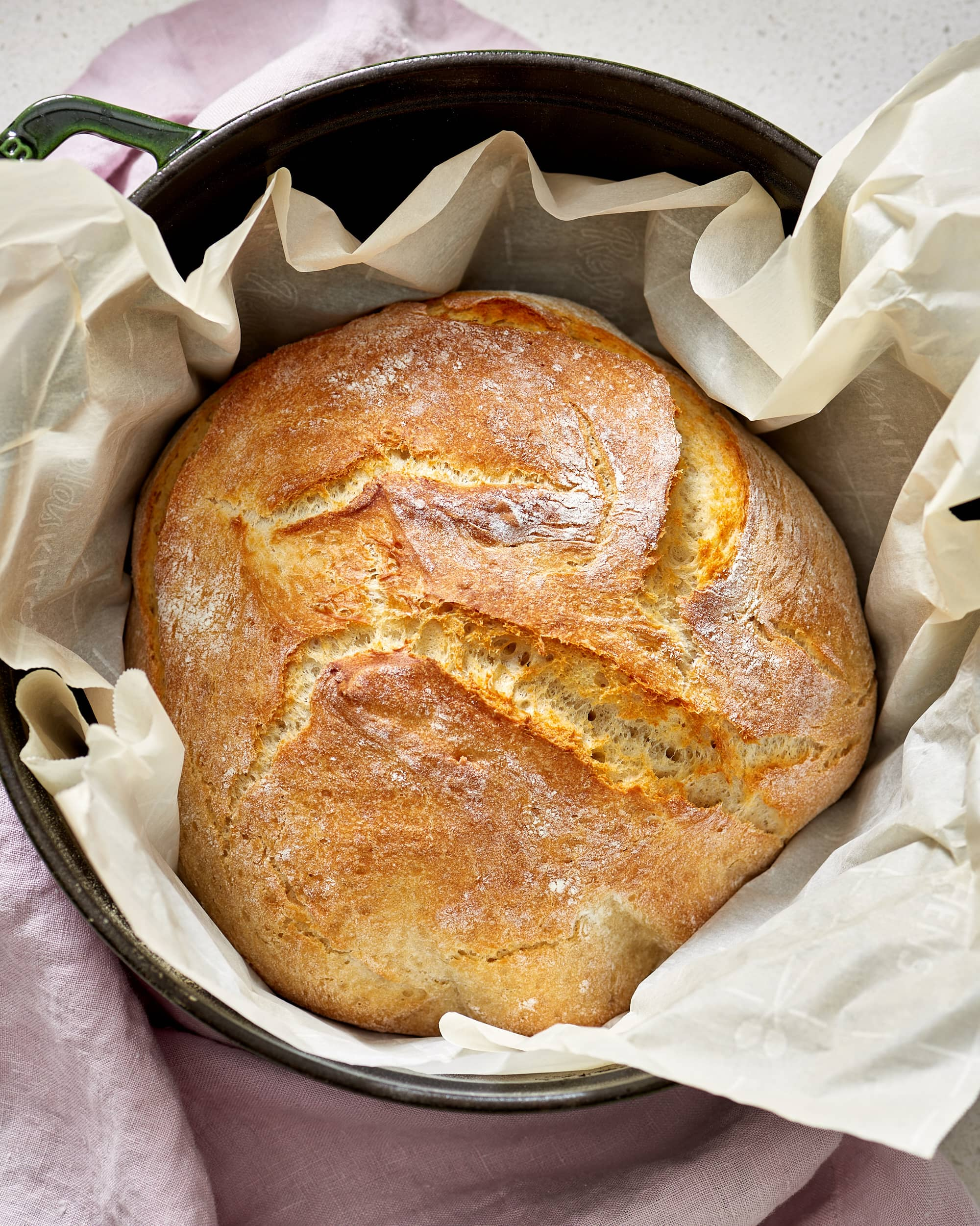 How To Make No-Knead Bread: gallery image 10