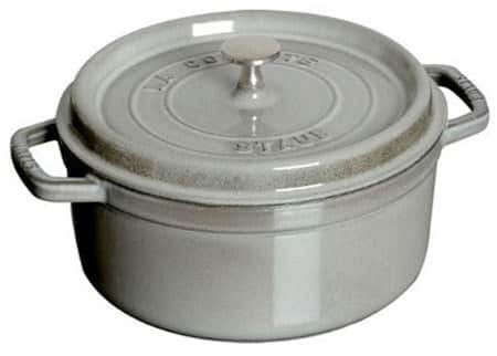 Cast Iron Cookware: Enameled or Bare: gallery image 1