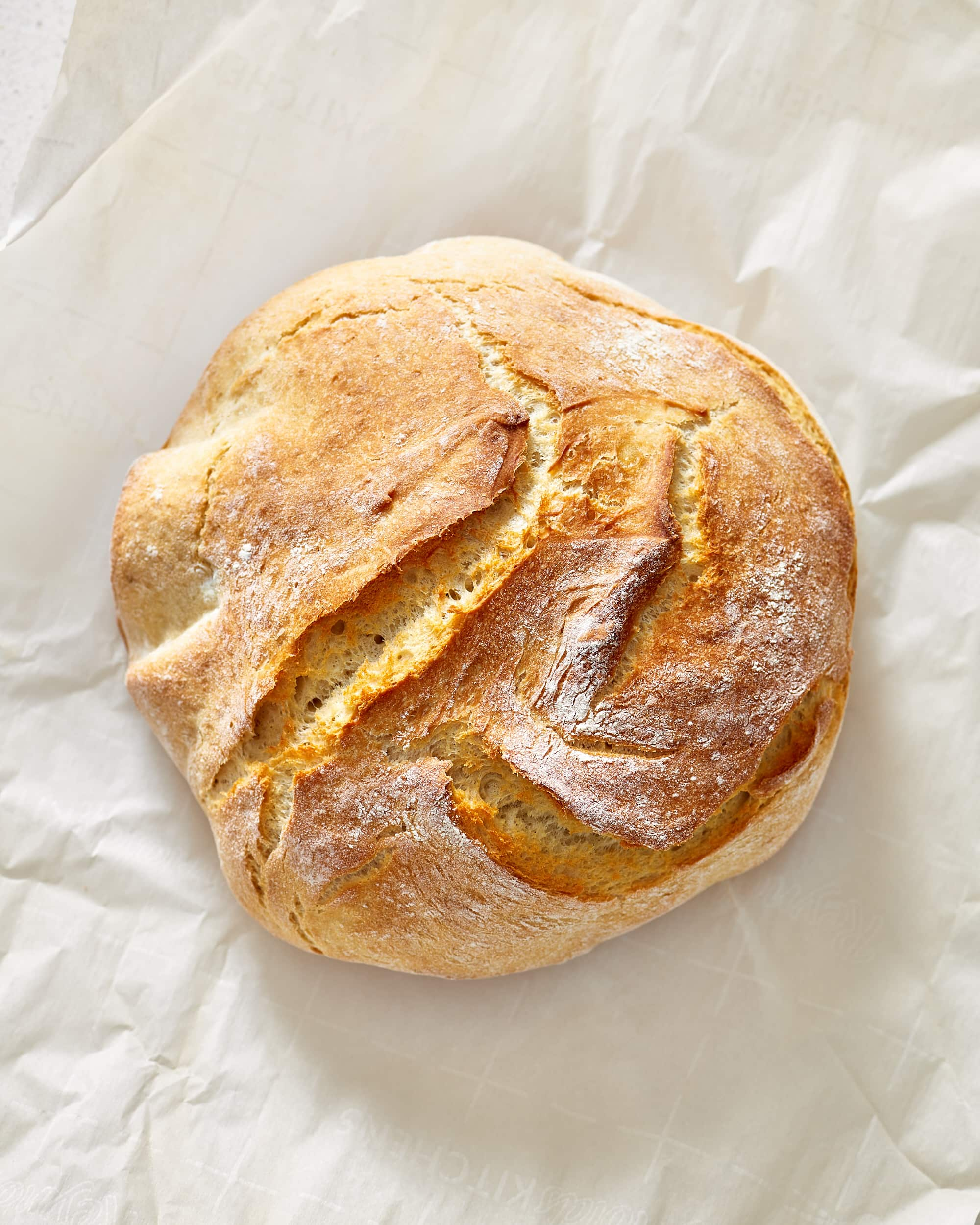 How To Make No-Knead Bread: gallery image 1