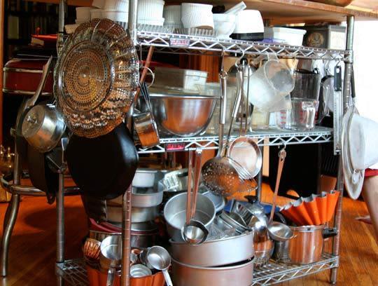 Kitchen Tour: Melissa Clark's Revamped Kitchen: gallery image 11