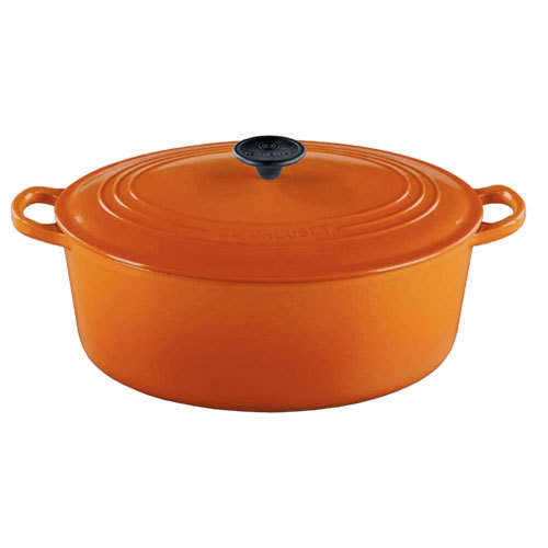 Cast Iron Cookware: Enameled or Bare: gallery image 4