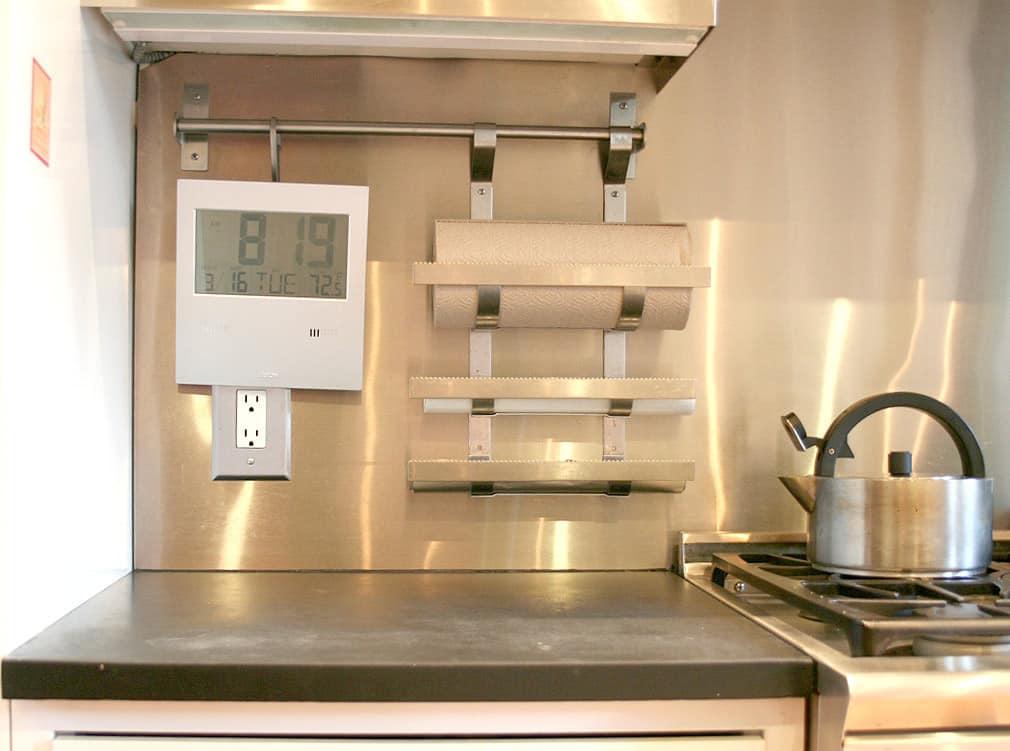 Kitchen Tour: Derek's Industrial Strength Cozy Kitchen: gallery image 11