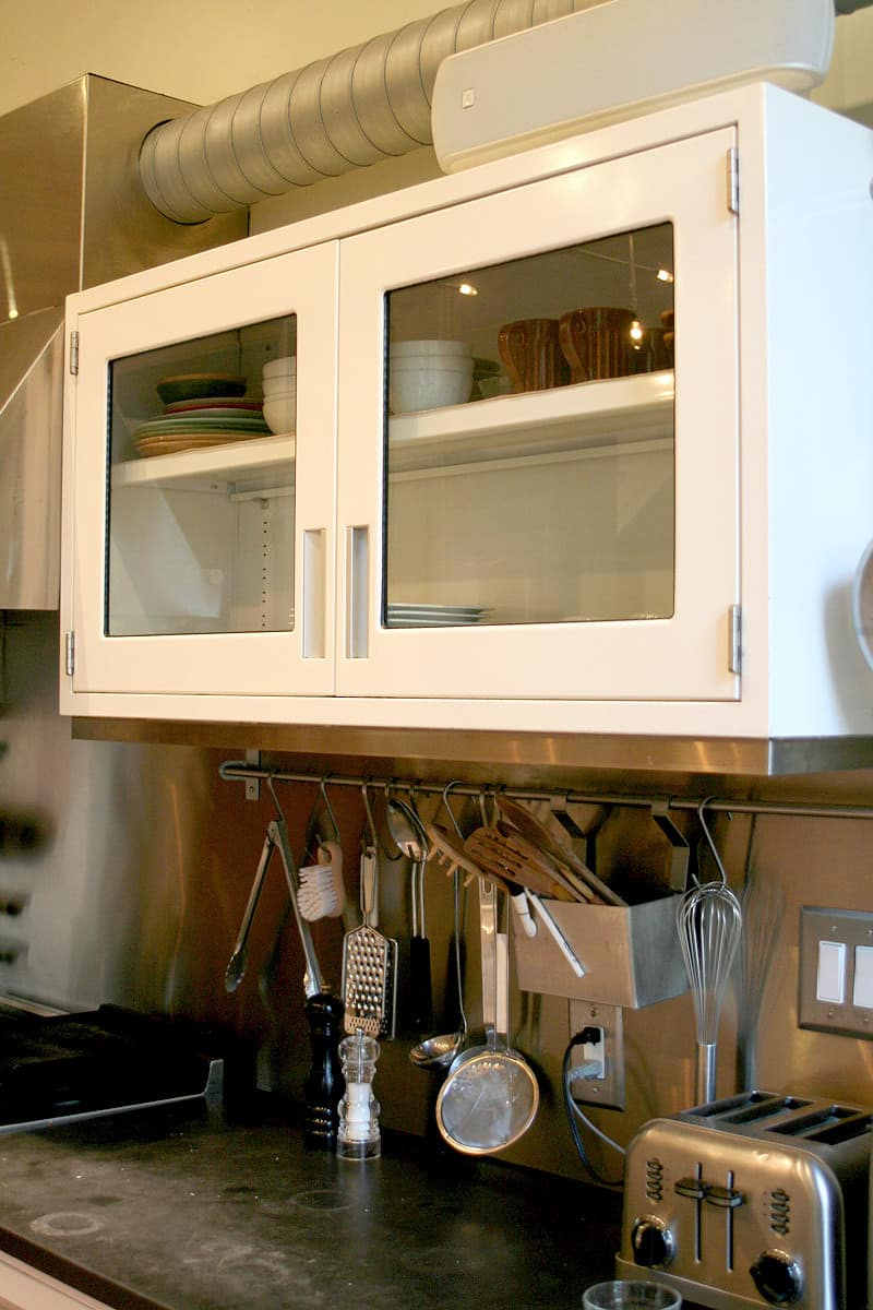 Kitchen Tour: Derek's Industrial Strength Cozy Kitchen: gallery image 9