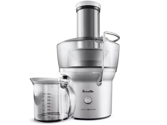 Product Review: Breville Juice Fountain Compact: gallery image 1