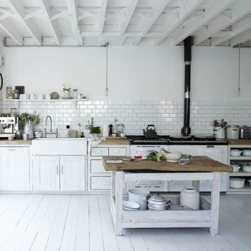Kitchen Gallery: Bright White + Warm Wood: gallery image 10