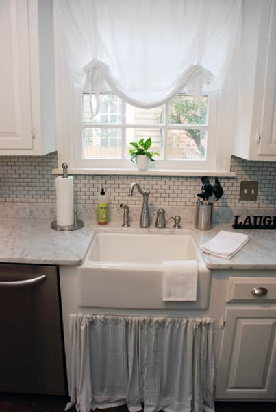 Kitchen Tour: Courtney and Andy's Cottage Galley: gallery image 7