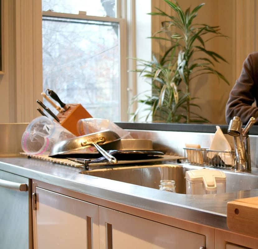 Kitchen Tour: Derek's Industrial Strength Cozy Kitchen: gallery image 5