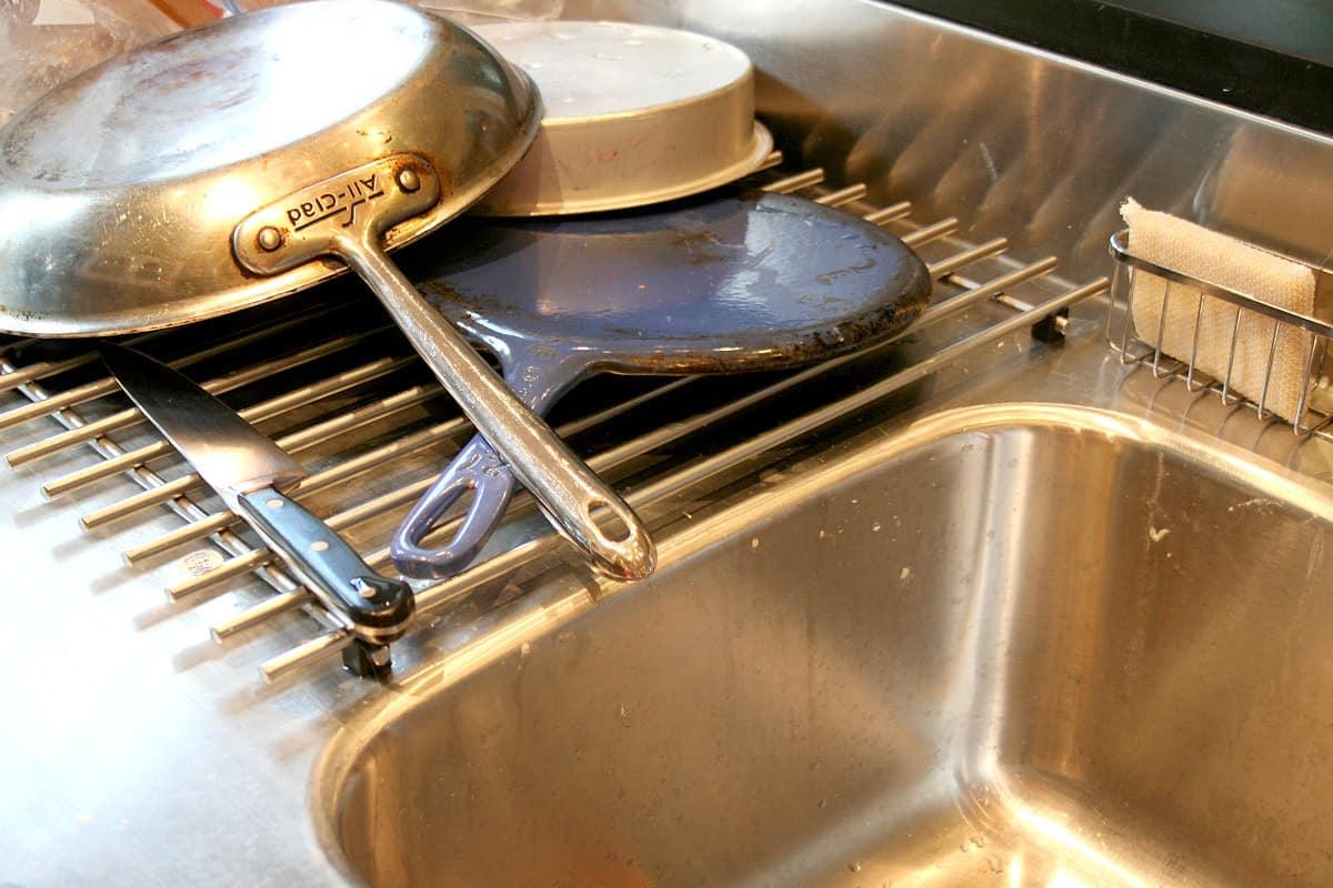 Kitchen Tour: Derek's Industrial Strength Cozy Kitchen: gallery image 3