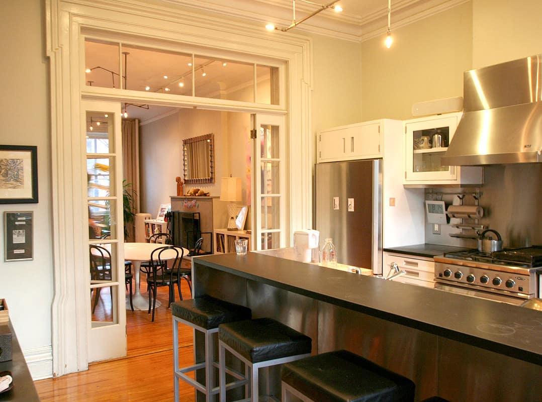 Kitchen Tour: Derek's Industrial Strength Cozy Kitchen: gallery image 2