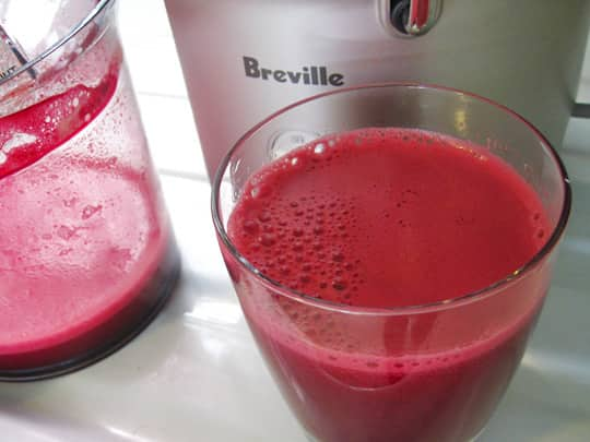 Product Review: Breville Juice Fountain Compact: gallery image 10