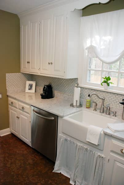 Kitchen Tour: Courtney and Andy's Cottage Galley: gallery image 10