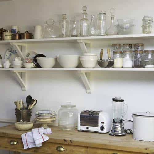 Kitchen Gallery: Bright White + Warm Wood: gallery image 5