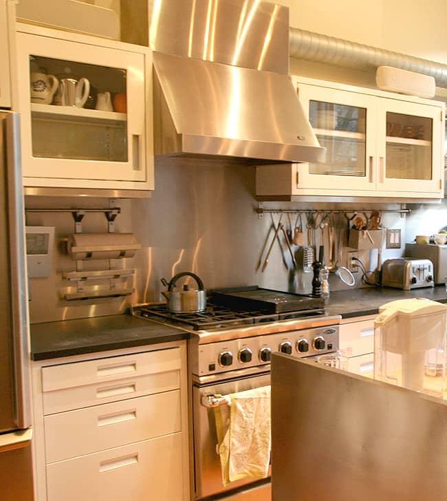 Kitchen Tour: Derek's Industrial Strength Cozy Kitchen: gallery image 7