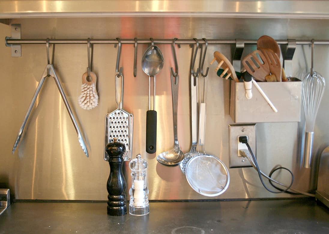 Kitchen Tour: Derek's Industrial Strength Cozy Kitchen: gallery image 12