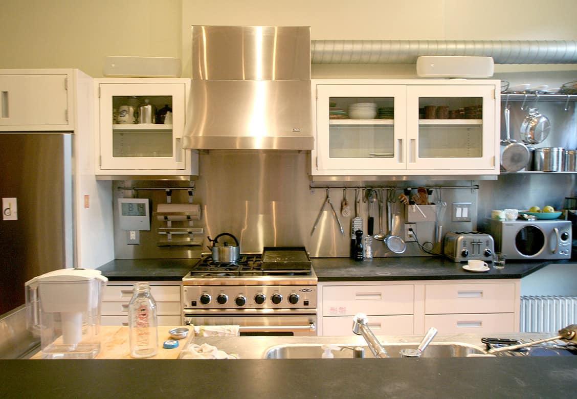 Kitchen Tour: Derek's Industrial Strength Cozy Kitchen: gallery image 8