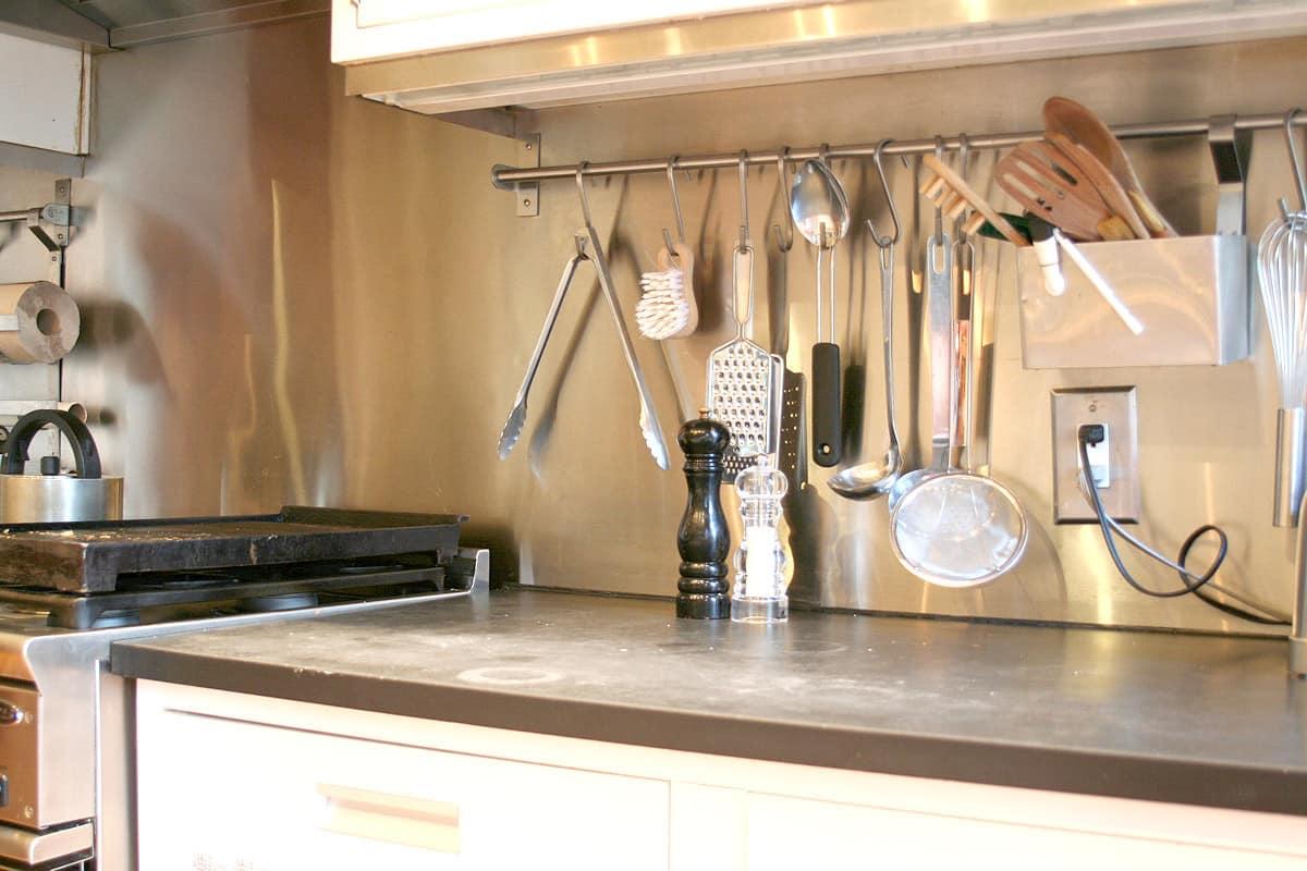 Kitchen Tour: Derek's Industrial Strength Cozy Kitchen: gallery image 13