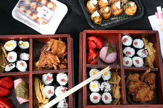 Celebrate Spring With A Hanami Picnic: gallery image 1