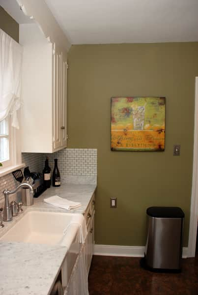 Kitchen Tour: Courtney and Andy's Cottage Galley: gallery image 13