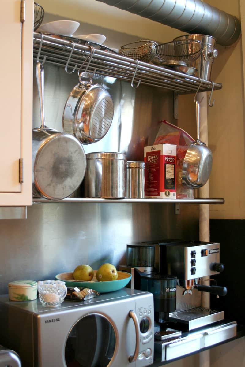 Kitchen Tour: Derek's Industrial Strength Cozy Kitchen: gallery image 14