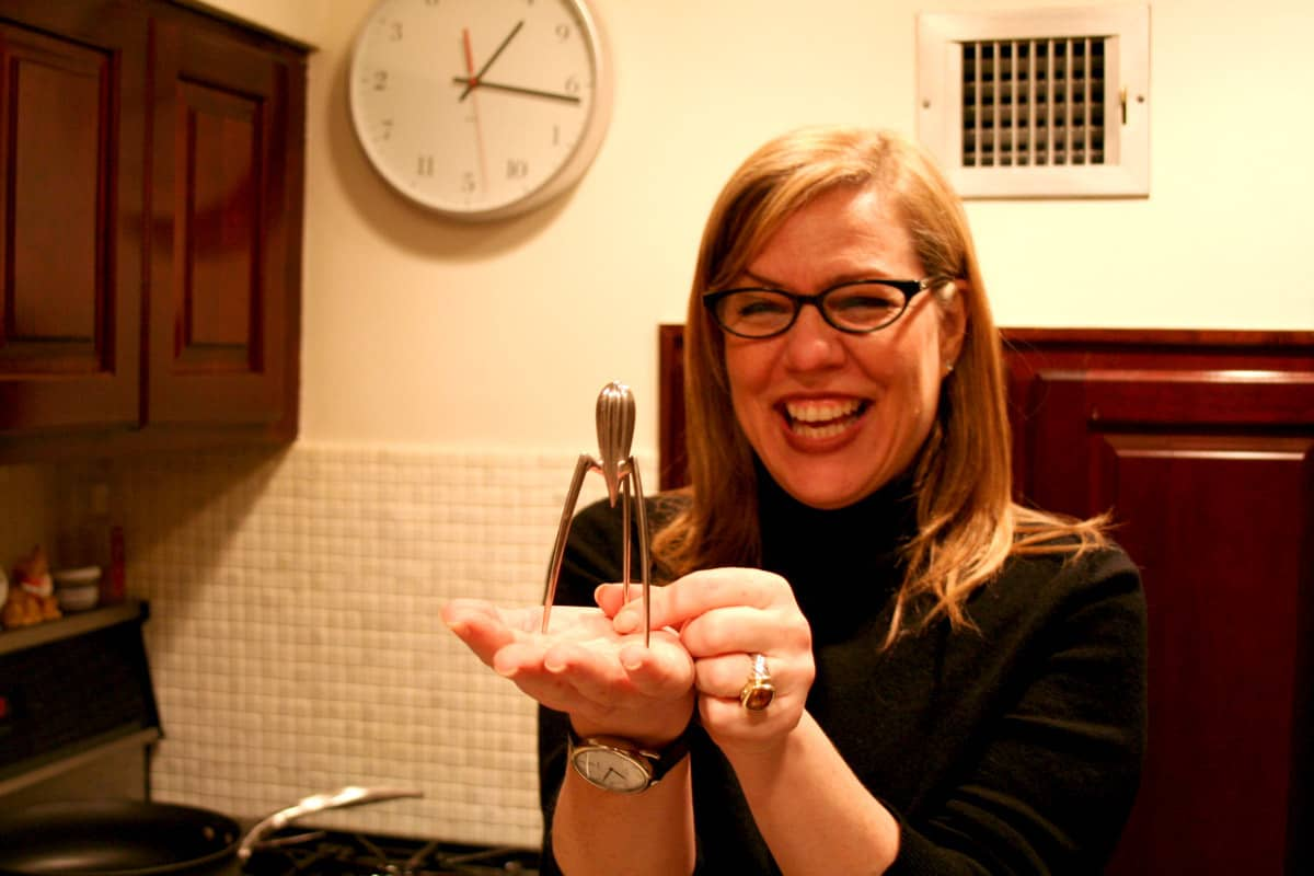 Kitchen Tour: Debbie's Subversive Traditional Comfort: gallery image 18