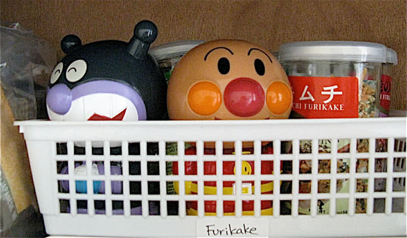 Kitchen Organization Tour: A Visit With Bento Expert Biggie of Lunch In a Box: gallery image 8