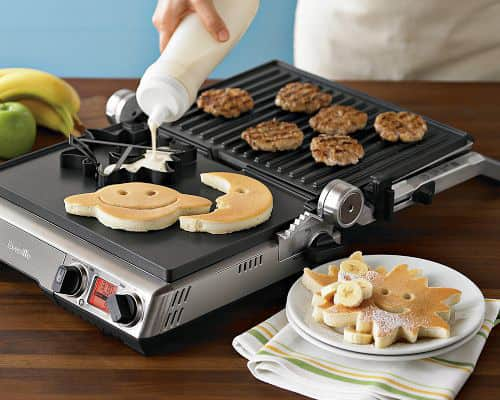 Playful Breakfasts: Pancake Molds to Make You Smile: gallery image 1