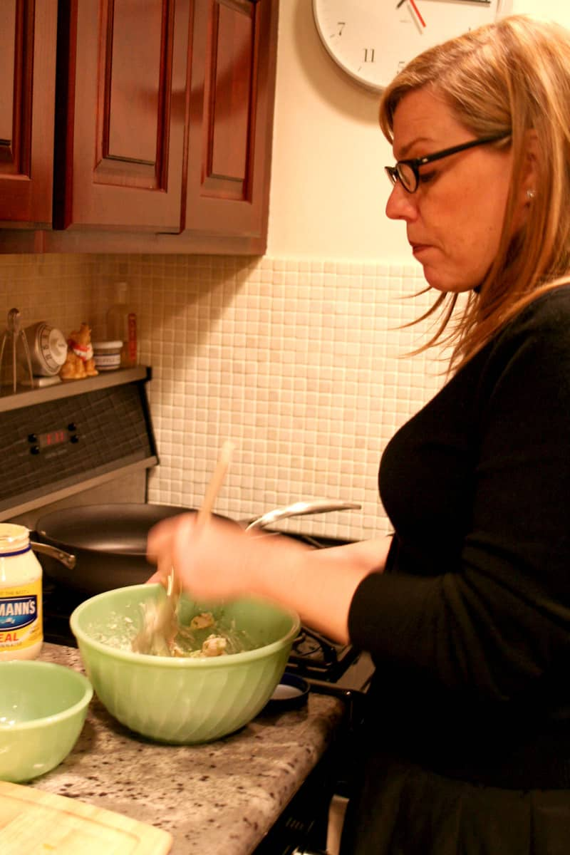 Kitchen Tour: Debbie's Subversive Traditional Comfort: gallery image 17
