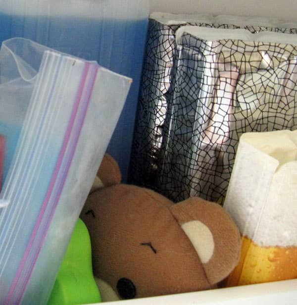 Kitchen Organization Tour: A Visit With Bento Expert Biggie of Lunch In a Box: gallery image 10