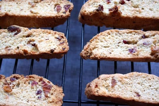 Recipe: Basic American Biscotti With Fruit & Green Tea: gallery image 9
