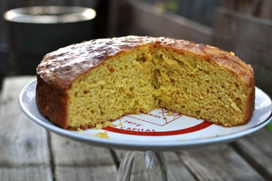 Can I Make Olive Oil Cake Without Citrus?