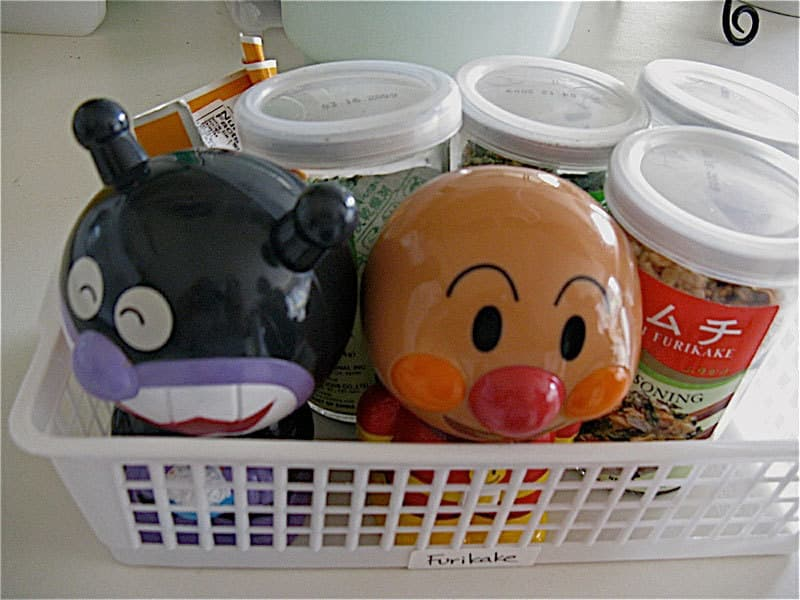 Kitchen Organization Tour: A Visit With Bento Expert Biggie of Lunch In a Box: gallery image 11