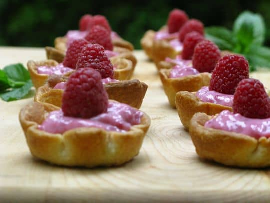 The Easiest Raspberry Tarts You'll Ever Make: gallery image 8