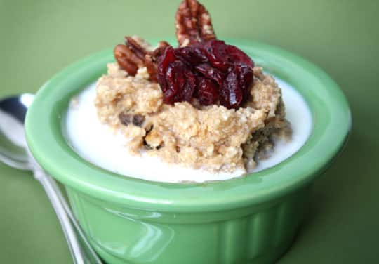 How To Make Your Own Flavored Instant Oatmeal: gallery image 1