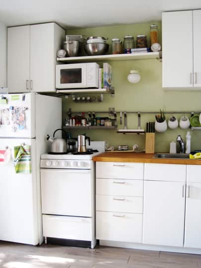 Some of Our Favorite Kitchens from Small Cool 2010: gallery image 2
