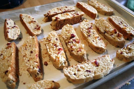 Recipe: Basic American Biscotti With Fruit & Green Tea: gallery image 8
