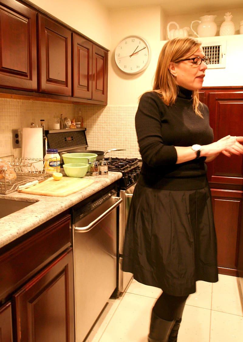 Kitchen Tour: Debbie's Subversive Traditional Comfort: gallery image 6