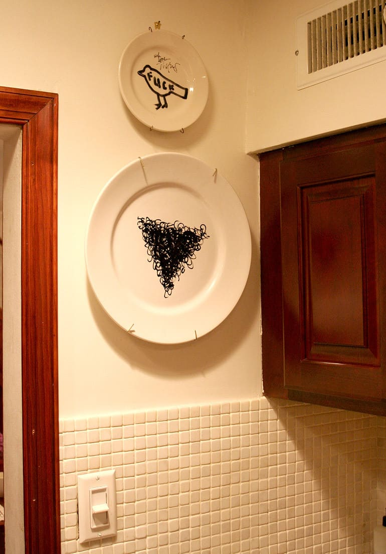 Kitchen Tour: Debbie's Subversive Traditional Comfort: gallery image 9