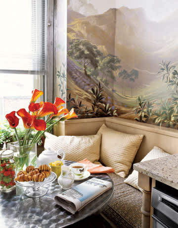 12 Cozy, Charming Breakfast Nooks: gallery image 2