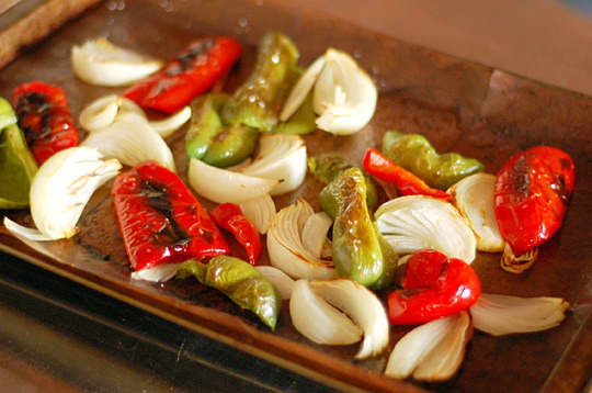 How To Quick-Roast Vegetables Under the Broiler: gallery image 6