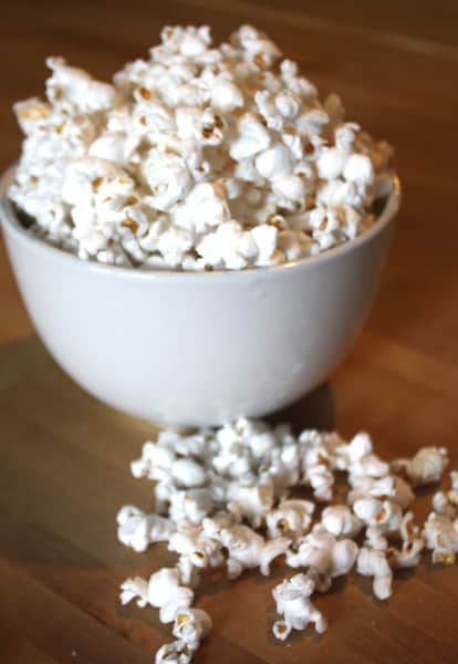 How To Make Bacon Fat Popcorn: gallery image 1