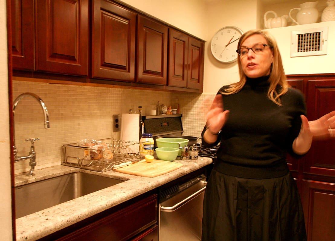 Kitchen Tour: Debbie's Subversive Traditional Comfort: gallery image 1