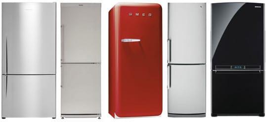 Eight Narrow, Counter-Depth Refrigerators: gallery image 1