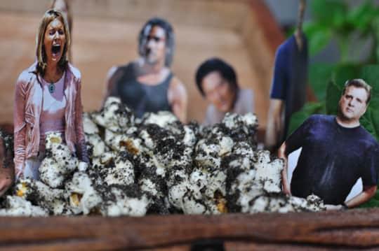 LOST Finale Recipe: Smoke Monster Popcorn: gallery image 5
