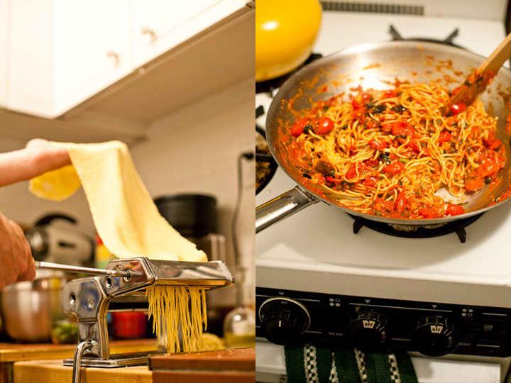 Jamie's Fresh and Tiny Manhattan Kitchen: gallery image 5