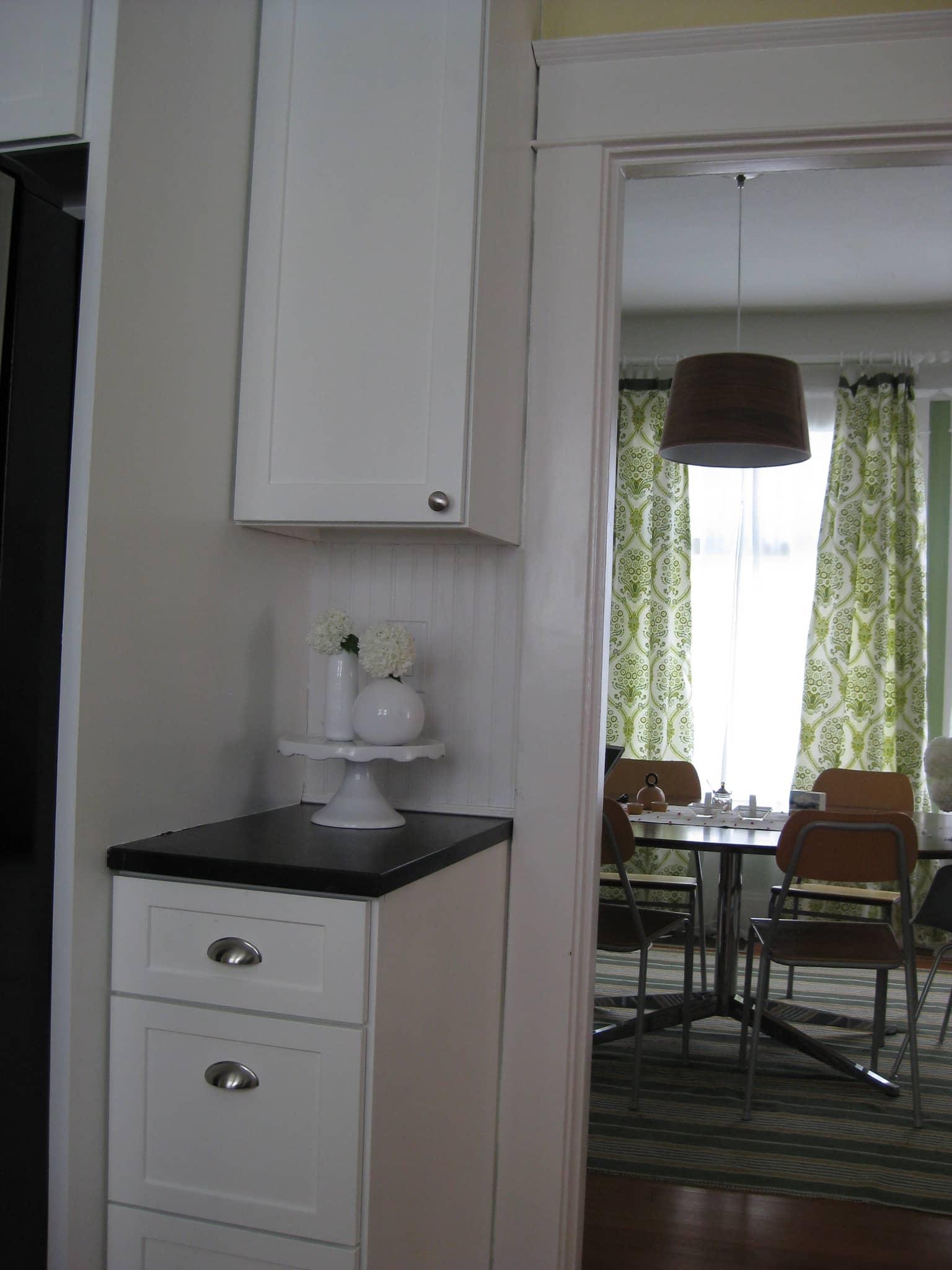 Brittany's New Bright White Portland Kitchen: gallery image 3