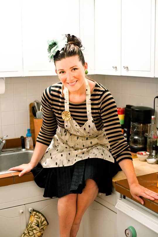 Jamie's Fresh and Tiny Manhattan Kitchen: gallery image 3