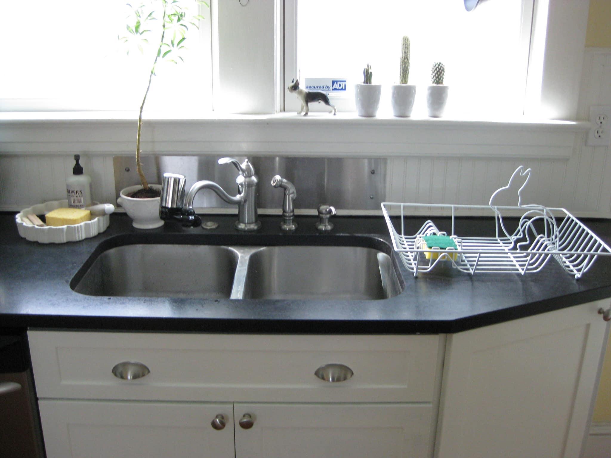 Brittany's New Bright White Portland Kitchen: gallery image 2