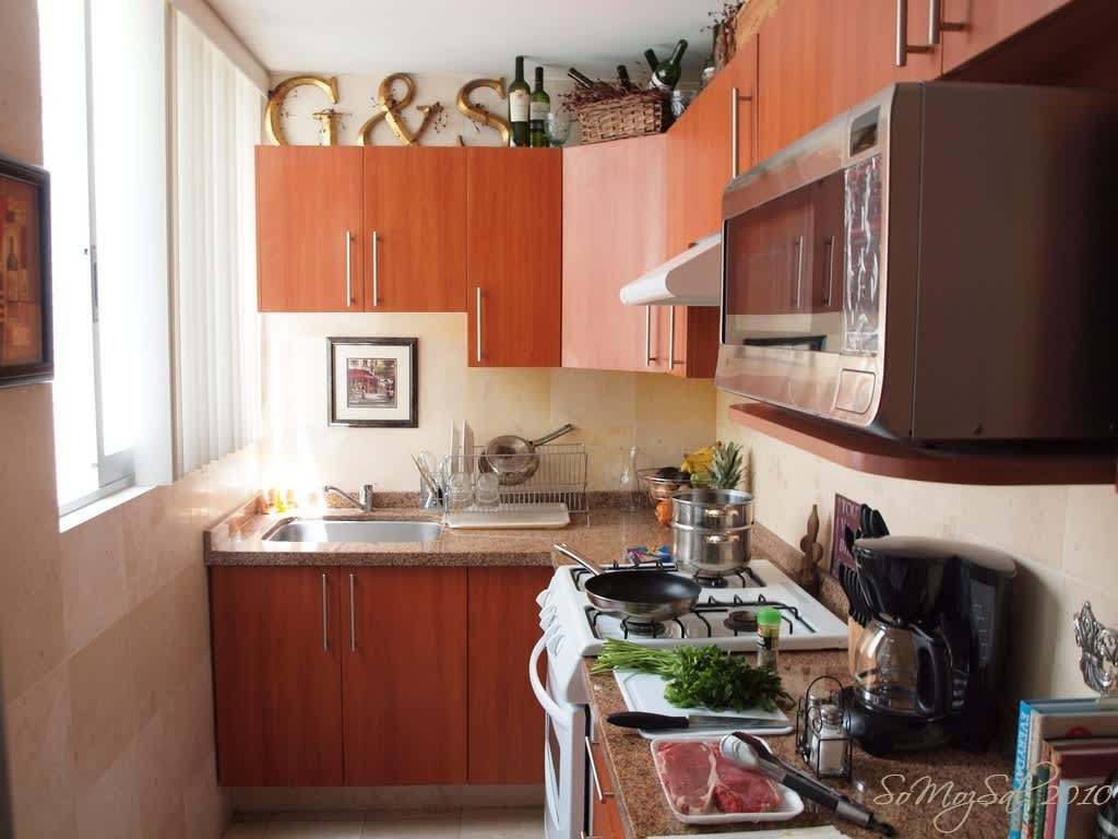 Sonia's Mexico City Haven of a Kitchen: gallery image 1