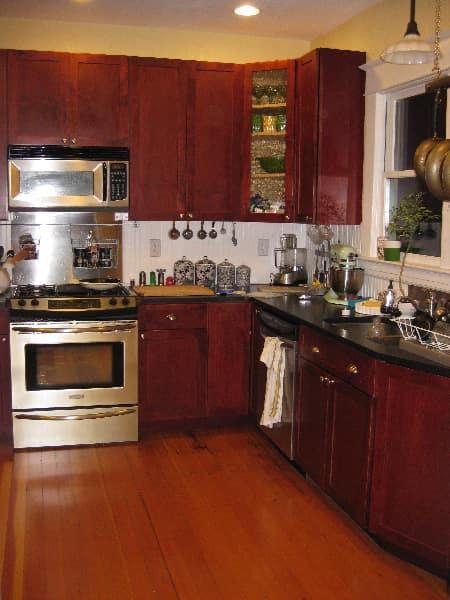 Brittany's New Bright White Portland Kitchen: gallery image 5